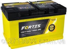 Автомобильный аккумулятор FORTIS 110Ач 1000А (0) R