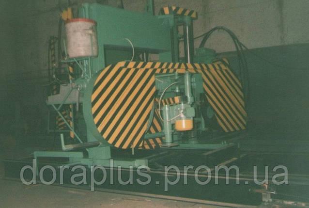 Промышленные ленточные пилорамы, фото 2