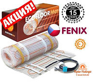 Нагревательные маты под плитку Fenix 0,5 м² 70 Вт Теплый пол электрический