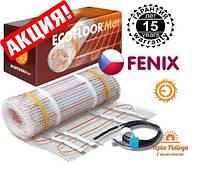 Нагревательные маты под плитку Fenix 0,8 м² 130 Вт Теплый пол электрический