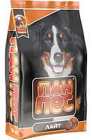 Корм для собак Пан Пес — Лайт 10 кг