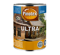 Pinotex ultra. Лазурь фасадная для дерева.(Алкидная)