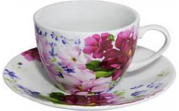Набор чайный Шиповник Keramia 24-198-068 12 предметов