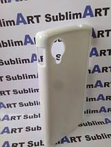 Чехол для 2D сублимации пластиковый на LG Google Nexus 5 белый, фото 2