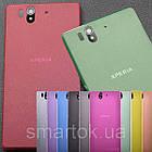 Чехол накладка САА Ultra Slim iPhone 3G Pink