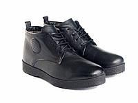 Ботинки Etor 13902-4510 43 черные, фото 1