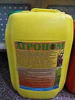 Добриво АГРОНОМ органо-мінеральне 25-10-10 NPK , 10л