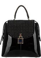 Лаковая сумка-рюкзак Сromia(Кромия) 1403979