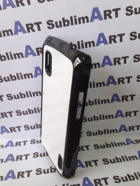 Чехол для 2D сублимации пластиковый на LG Google Nexus 4 черный