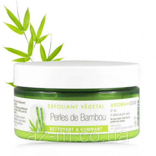 Скраб Бамбуковых волокон (Perles de Bambou), 30 г