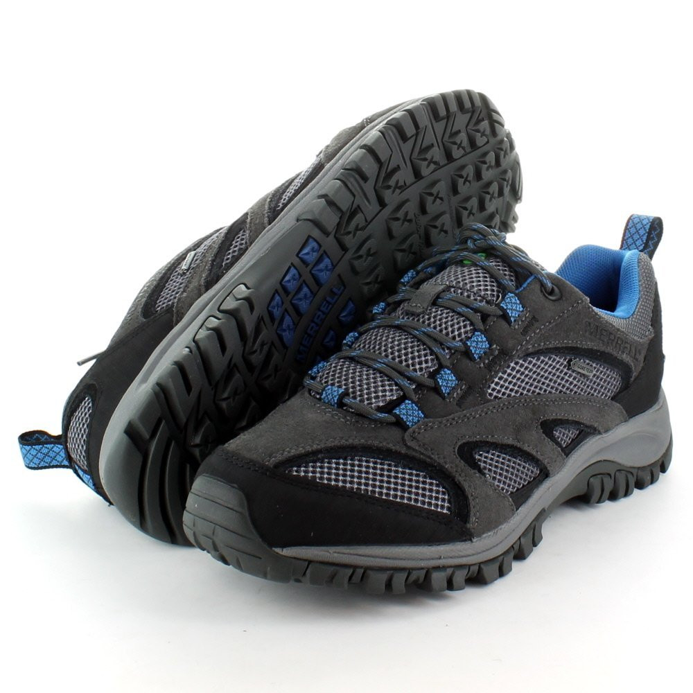 Кроссовки непромокаемые мужские Merrell J39363 GORE-TEX® мембрана.