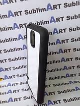Чехол для 2D сублимации резиновый (TPU) на Samsung Galaxy S5 черный, фото 2