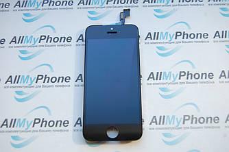 Дисплейный модуль  Apple iPhone 5S Black