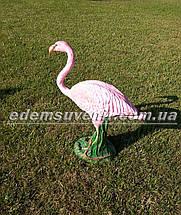 Садовая фигура Фламинго, фото 3