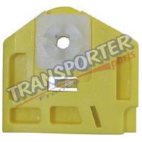 Ползунок правого стеклоподъемника (с клипсой) Renault Kangoo 08-  8200188553/1