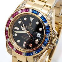 Часы женские ROLEX Gmt Master.реплика класс ААА