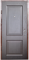 Двери квартирные Classic Премиум 970*2050, внутри белая МДФ накладка