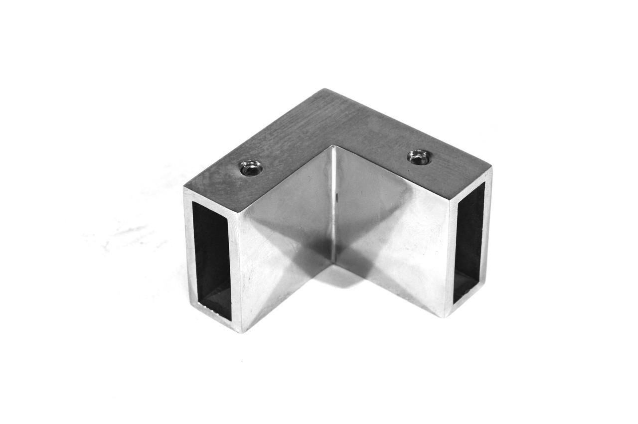 KLC-01-04-02 Соединитель рельса 10*30 под 90 градусов