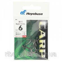 Крючок Hayabusa W-1 №4 (10шт)