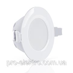 Точечный светильник Maxus 6W яркий свет (1-SDL-004-01)