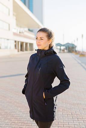 Куртка жіноча подовжена Freever 8603, фото 2