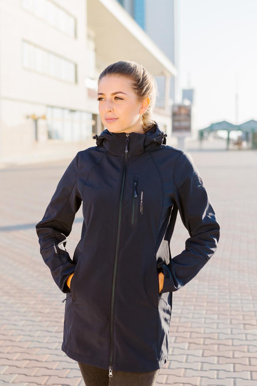 Куртка жіноча подовжена Freever 8603
