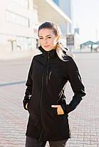 Куртка жіноча подовжена Freever 8603, фото 3