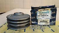 Шкив привода вентилятора ЯМЗ 236-1308025-В2 производство ЯМЗ