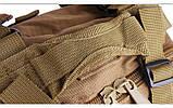 Тактический, военный, походный рюкзак Military.На 25 Л. Камуфляжный, пиксель, милитари, фото 7