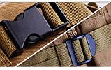 Тактический, военный, походный рюкзак Military.На 25 Л. Камуфляжный, пиксель, милитари, фото 8