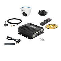 Комплект Carvision MDVR004/3G/GPS Kit-1x