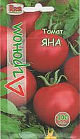 "Семена томата Яна, раннеспелый 100 шт , ""Агроном"", Украина"