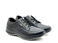 Термо ботинки короткие кожаные, мужские Grisport active 8641oV.3G Италия,  гриспорт, непромокаемые, зимние  Ра