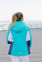 Куртка женская горнолыжная Freever 8260, фото 3