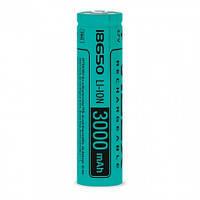 Аккумулятор Li-Ion 18650 Videx без защиты 3000mAh