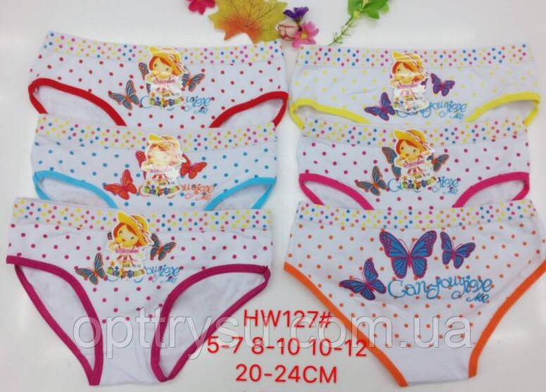 Трусики детские Koko Wei ростовка бабочки 127