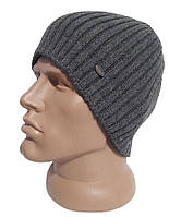 Мужская вязанная шапка Genner