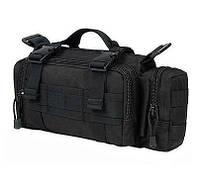 Подсумок-сумка (черный) , фото 1