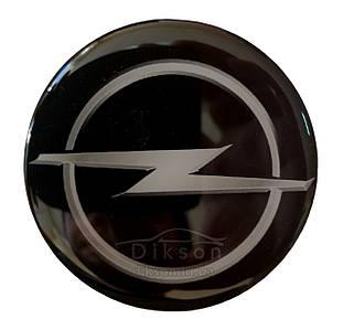 Силиконовая наклейка Opel