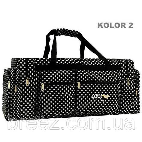 Дорожная сумка RGL Model 23C kolor 2, фото 2
