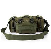 Подсумок-сумка (олива) , фото 1