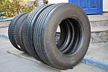 Грузовые шины б/у 245/70 R17.5 Hankook, РУЛЬ/ПРИЦЕП, пара, фото 2