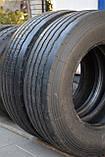 Грузовые шины б/у 245/70 R17.5 Hankook, РУЛЬ/ПРИЦЕП, пара, фото 3
