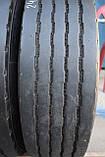 Грузовые шины б/у 245/70 R17.5 Hankook, РУЛЬ/ПРИЦЕП, пара, фото 8
