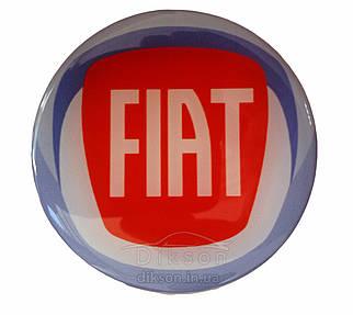 Наклейка силиконоваяFiat