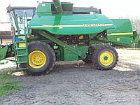 Зерноуборочный комбайн John Deere 9660 iWTS 2007 года