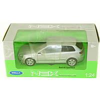 "WELLY   Мет. машина ""Audi A3""   1:24"