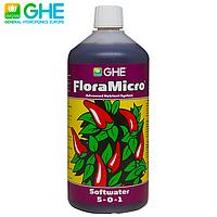 Flora Series Micro 1 л (SW) Удобрение GHE (Франция)