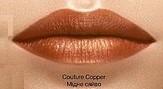Увлажняющая губная помада Avon Luxe (пробник), цвет Couture Copper, Медное сияние, Эйвон Люкс