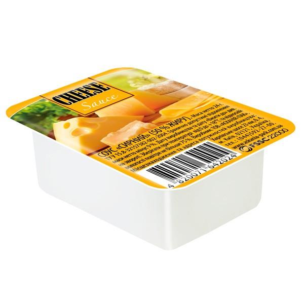 Купить Порционный соус сырный ДИП, Фабрика упаковки